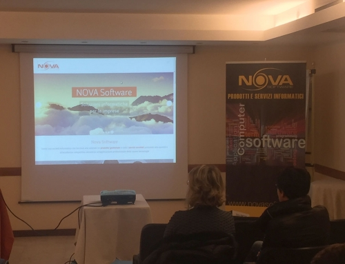 EVENTO NOVA 2016: Business Intelligence con WinNOVA e Gestione Documentale.