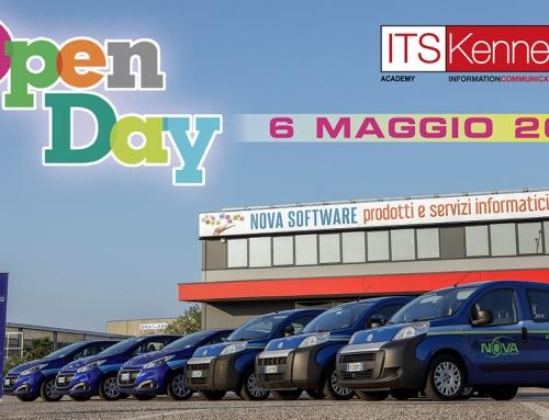 Open day in Nova Software con ITS Kennedy di Pordenone